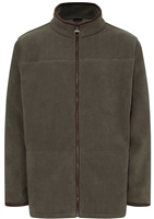 Champion Berwick Mens Fleece Jacket Olive