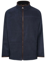 Champion Berwick Mens Fleece Jacket Navy
