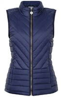 Champion Saltburn Womens Gilet Navy