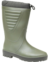 Dunlop Green Polar Wellies