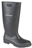 Dunlop Pricemastor Wellies Black/Black