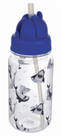 Regatta Tritan Straw Bottle 2020 (Option: Shark)