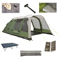 Outwell Willwood 5 Ultimate Tent Package Deal
