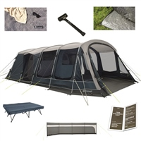 Outwell Vermont 7P Ultimate Tent Package Deal