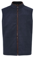 Champion Portree Mens Fleece Gilet Navy