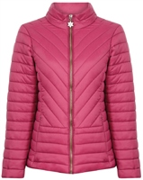 Champion Frimley Womens Jacket Raspberry