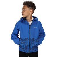 Regatta Haskel Jacket Nautical Blue/Camo 2020