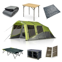 Zempire EVO TM Air Ultimate Tent Package Deal