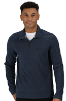 Regatta Elgor II Mens Half Zip Fleece Navy 2021