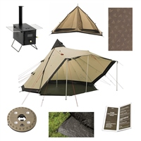 Robens Chinook Ursa Ultimate Tipi Package Deal