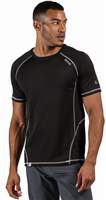 Regatta Virda II Mens Shirt Black 2020