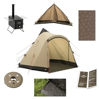 Robens Trapper Chief Ultimate Tipi Package Deal