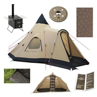 Robens Kiowa Ultimate Tipi Package Deal