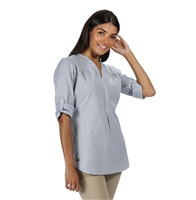 Regatta Maelie Womens Shirt TickinStripe 2021