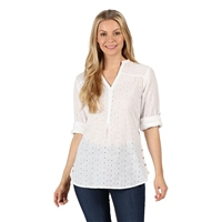 Regatta Maelie Womens Shirt White 2021