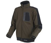 White Rock Tangent Mens Soft Shell WProof Jacket 2010 ARMY GREEN