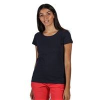 Regatta Carlie Womens TShirt Navy 2021