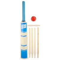 Powerplay Deluxe Size 3 Cricket Set