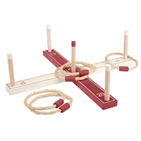 Garden Games Wooden Ring Toss