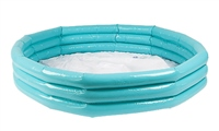 "Wet N Wild 48"" x 12"" 3-Ring Paddling Pool"