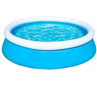 "Wet N Wild 8' X 25"" Quick Up Pool"