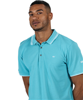 Regatta Talcott II Mens Shirt MauiBlue/White 2020