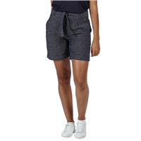 Regatta Samora Womens Short Navy 2021