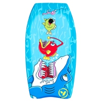 "Yello 33"" EPS Bodyboard"