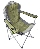 Summit High Back Padded Relaxer Chair