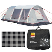 Wild Country by Terra Nova Zonda 4EP Air Tent Package Deal 2021