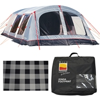 Wild Country by Terra Nova Zonda 6EP Air Tent Package Deal 2021