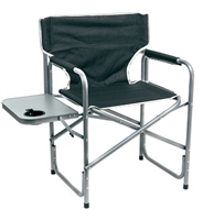Summit Lightweight Directors Chair With Side Table