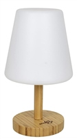 Bo-Camp Cambridge Table Lamp With Shade