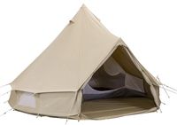 Bo-Camp Streeterville Classic Cotton Bell Tent Tipi