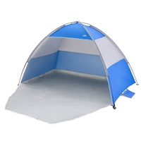 Yello Deluxe Beach Shelter