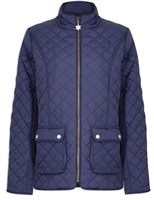 Champion Wisley Womens Jacket Navy