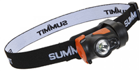 Summit Storm Force Night Vision 3W Cree Headlight