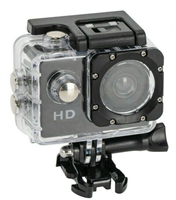 "PMS Action Cam With 2"" LCD Screen"