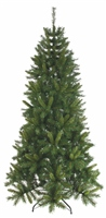Festive 210cm Green Heartwood Spruce Tree