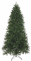 Festive 210cm Green Rockingham Pine Tree