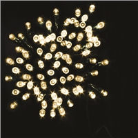 Festive 400 Timer String Lights - Warm White