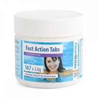 ClearWater Fast Action Tablets