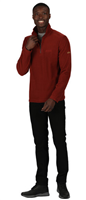 Regatta Elgrid Mens Fleece Spiced Apple