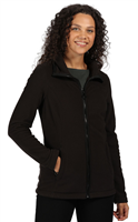 Regatta Fayona Womens Fleece Black/Black