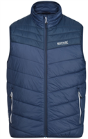 Regatta Mens Freezeway II Bodywarmer Brunswck Navy
