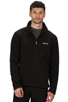 Regatta Hedman II Mens Fleece Black(Black)