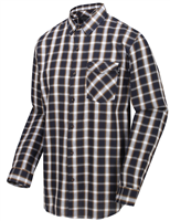 Regatta Lonan Mens Shirt Navy
