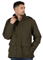 Regatta Penryn Mens Jacket Dark Khaki