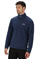 Regatta Thompson Mens Fleece Brunswick Blue