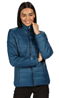 Regatta Womens Freezeway II Jacket Blue Opal